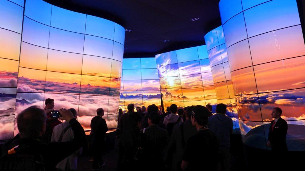 display OLED flessibili